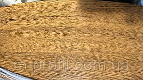 Профнастил ПК-10,  0,40мм, дуб золотой Printech, фото 2
