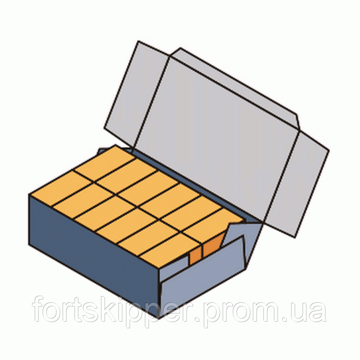 "Бо автомат групової упаковки ""Wrap Around"" Schafer & Flottmann 1200 шт/год"