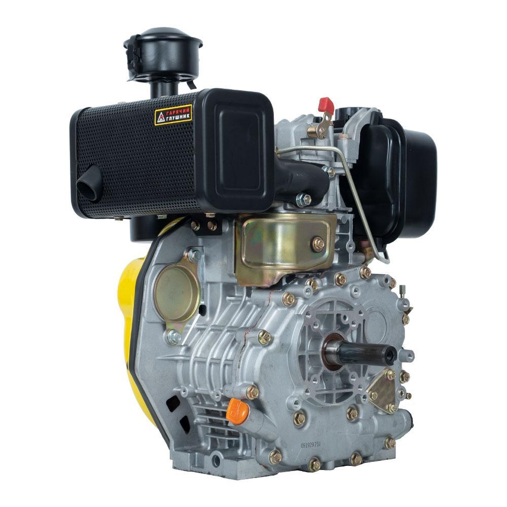 Двигатель дизельный Кентавр ДВУ-300Д (6 л.с.) с воздушным охлаждением