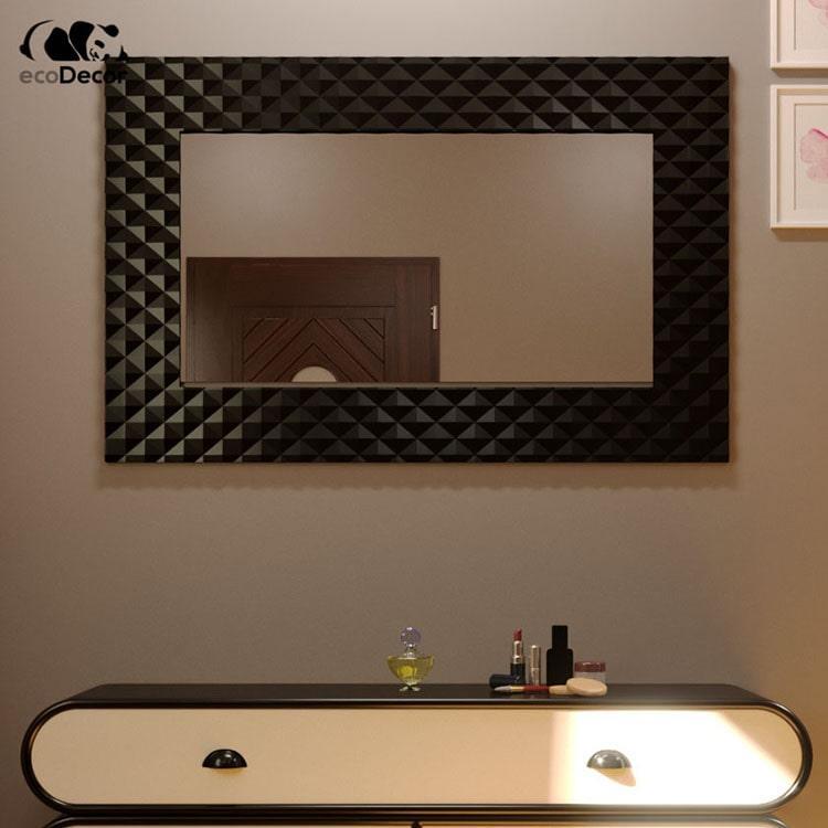 Зеркало в прихожую черное Duno