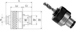 Цанга резьбовая быстросменная GT12 M14 DIN376, фото 2