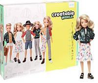 Кукла Создаваемый мир Creatable World Blonde Wavy Hair original светлые волосы