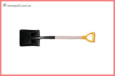 Лопата совковая Mastertool - 225 x 275 мм, ручка дерево