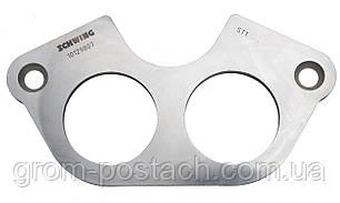 Schwing 10129809 Износостойкая плита DN 150