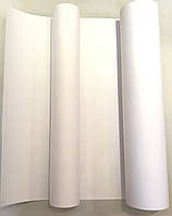 Крафт бумага белая рулон 60 см*80 метров, пл. 100 г/м2, упаковочная крафт папір БУП  Беларусь