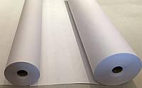 Крафт бумага упаковочная белая рулон 60 см*40 метров, пл. 100 г/м2, крафт папір БУП  Беларусь