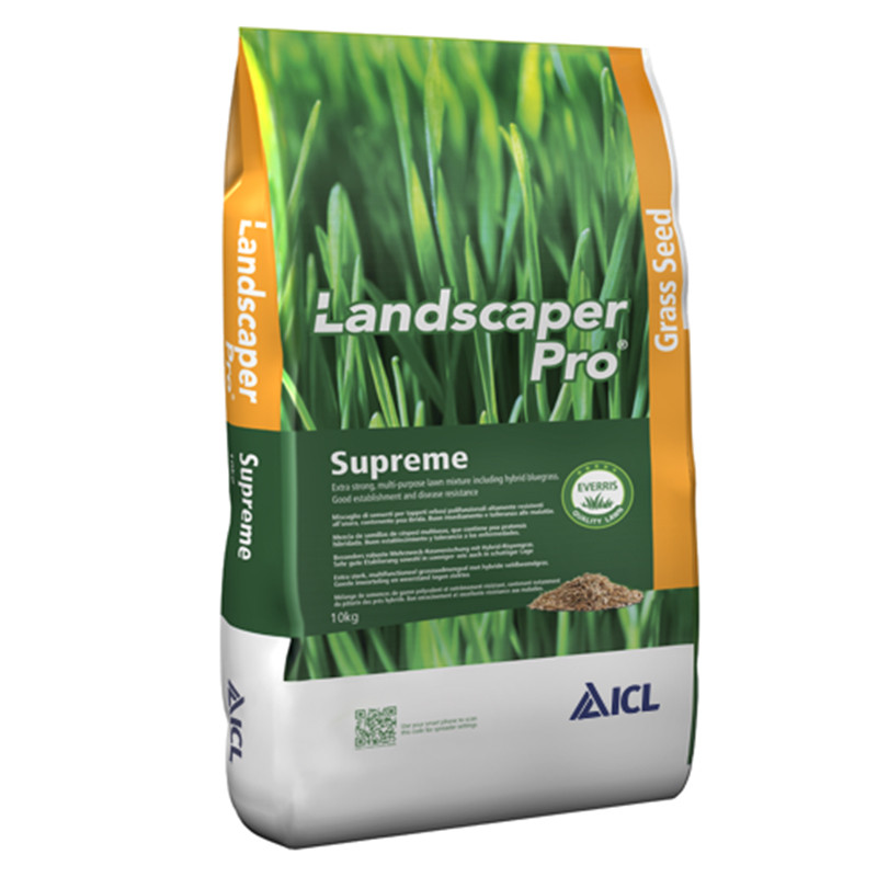 Насіння газонної трави Supreme 10 кг