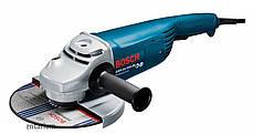Угловая шлифмашина Bosch GWS 24-230 JH, фото 3
