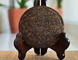 """Китайський Чай Шу Пуер палацовий """"Золоті Нирки"""" 2009. 100 грамів, фото 2"""