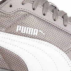 Кроссовки Puma st runner v2 Mesh 366811 серый, фото 2