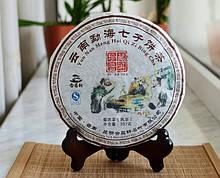 Китайський Чай Шу Пуер Чень Сян 2013 року 357 грамів