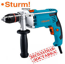 Дрель ударная  Sturm ID21105KP Profi (Бесплатная доставка)