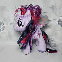 Мягкая игрушка Пони Искорка My little pony,22  см