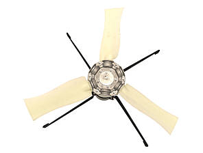 Шахтный вентилятор  Ø 82 см // Deltafan // трехфазный