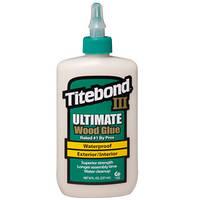 Клей для дерева Titebond III Ultimate Wood Glue 237 мл.