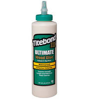 КЛЕЙ ДЛЯ ДЕРЕВА TITEBOND III ULTIMATE D4 Wood Glue 473 мл.
