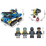 """Конструктор Brick(Qman) 2713  Танк """"Апокалипсис"""", 398 деталей, фото 2"""