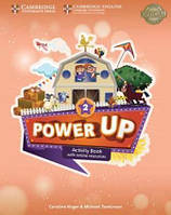 Power Up 2 Activity Book with Online Resources and Home Booklet
