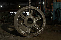 Многотонное, крупногабаритное литье, фото 4