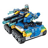"""Конструктор Brick(Qman) 2713  Танк """"Апокалипсис"""", 398 деталей, фото 3"""