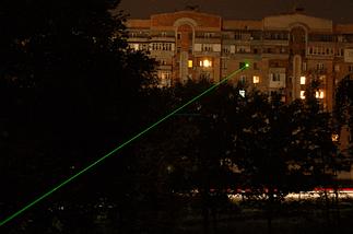 Лазерна указка зелений з 5 насадками / 5 в 1, фото 3