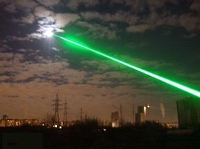 Лазерна указка зелений з 5 насадками / 5 в 1, фото 2