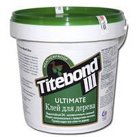 КЛЕЙ СТОЛЯРНЫЙ ДЛЯ ДЕРЕВА TITEBOND III ULTIMATE D4 ПРОМТАРА 1 кг