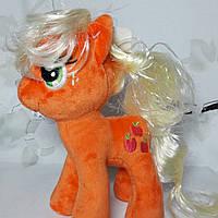 Мягкая игрушка Пони Эплджек My little pony,22  см