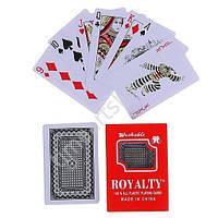 "Карти пластик ""Роял-54 (Покер РК-1)"" (12)"