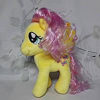 Мягкая игрушка Флатершайн little pony,22  см
