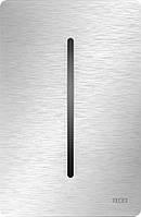 Панель змиву TECEfilo-Solid  для пісуару 230/12 В батарея, колір нержавіюча сталь anti-fingerprint (9242037), TM TECE 🇩🇪