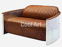 Диван двойка Tomcat Aviator Sofa ТМ CoolArt