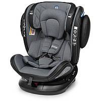 Детское автокресло, кресло в автомобиль для ребенка ME 1045 EVOLUTION ISOFIX Royal Dark Gray 11/93.3