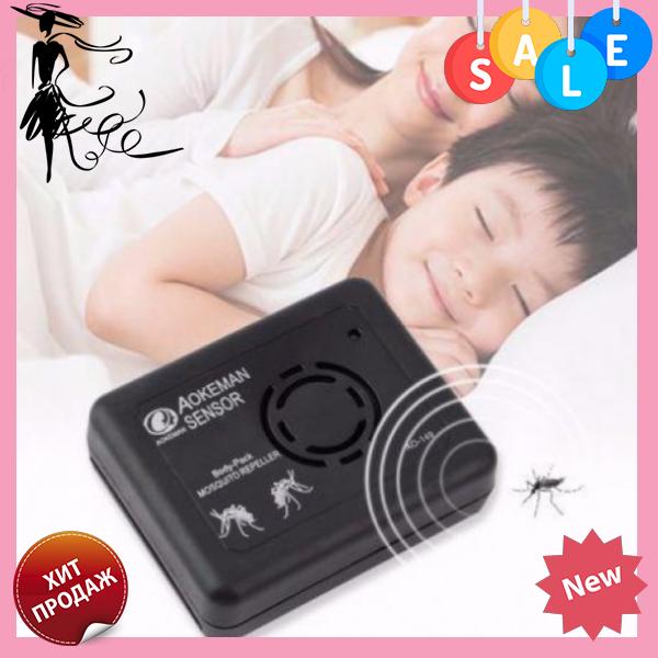 Мини ультразвуковой отпугиватель комаров Aokeman AO-149   ловушка для насекомых   приманка для комаров