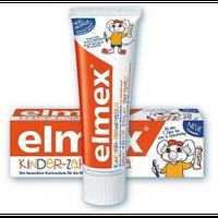 Детская зубная паста Elmex Kinder 0-6 лет, 50мл