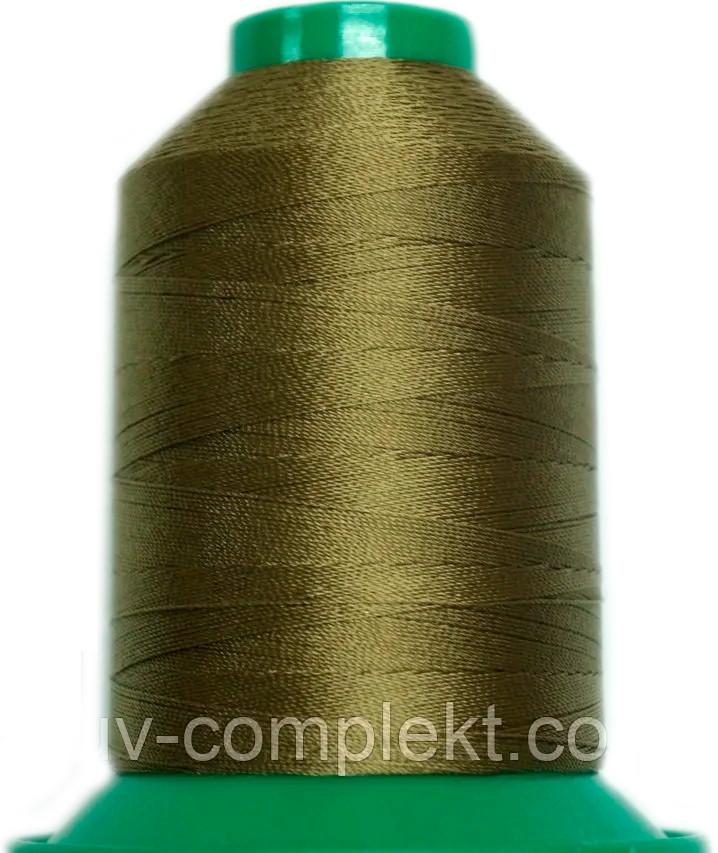 Нитка №40 (1000 м.) «Титан» колір 2557 бежевокоричневий