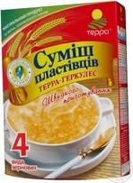 """Пластівці Суміш 4-злаки """"Терра"""" 0,8 кг"""