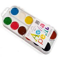 Краски акварельные медовые «Gearsy Art», набор из 12 цветов