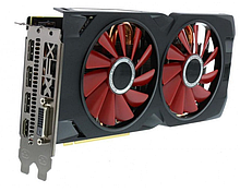 Видеокарта XFX Radeon RX570 4Gb 256bit DDR5 DVI HDMI DPort Refurbished (Арт. 0520)