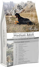 Carpathian Pet Food Medium Adult сухой корм для собак средних пород 3 кг