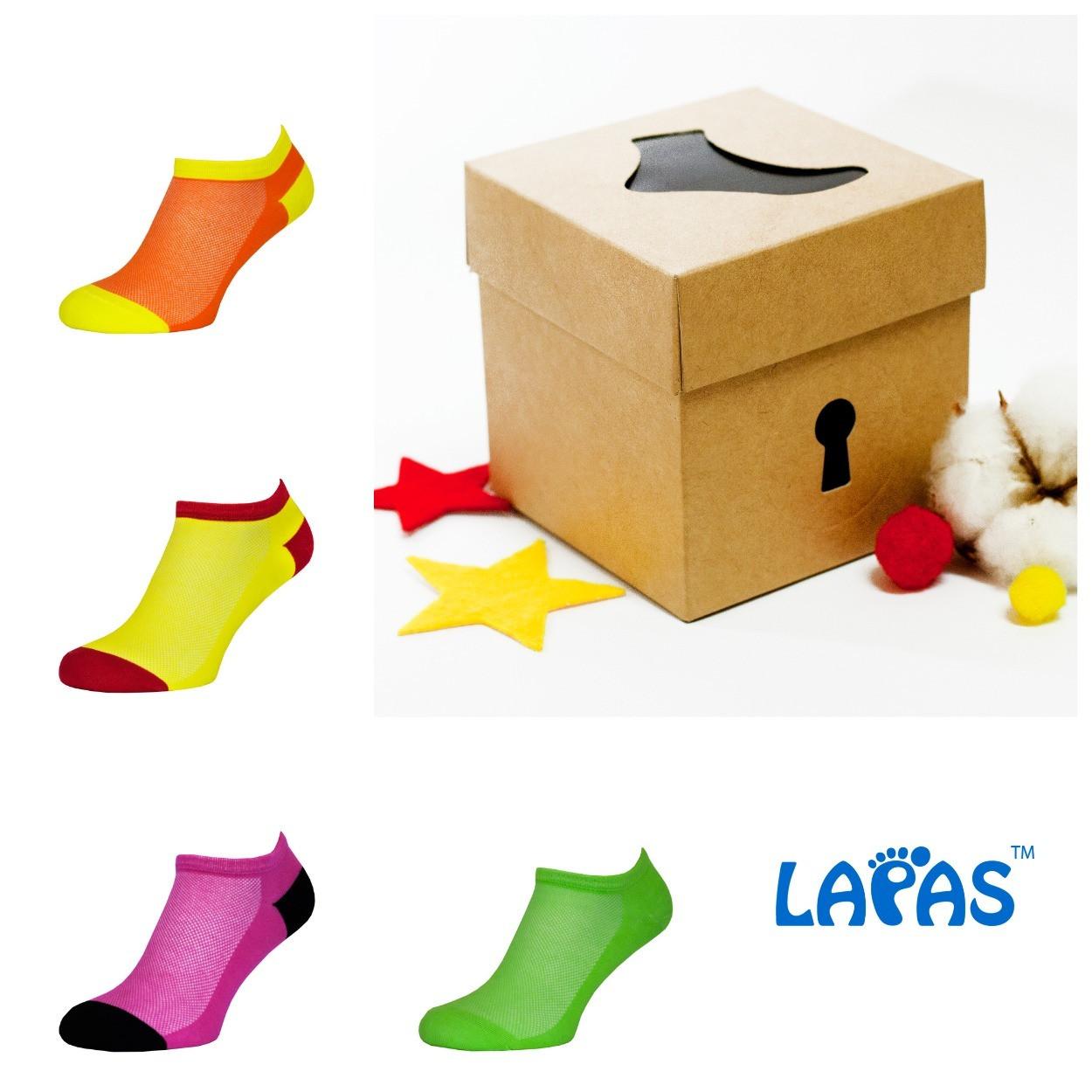 Набір коротких шкарпеток (221)