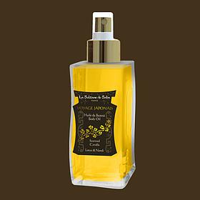 Масло для лица, тела, волос с ароматом Лотоса и Нероли 100мл La Sultane de Saba