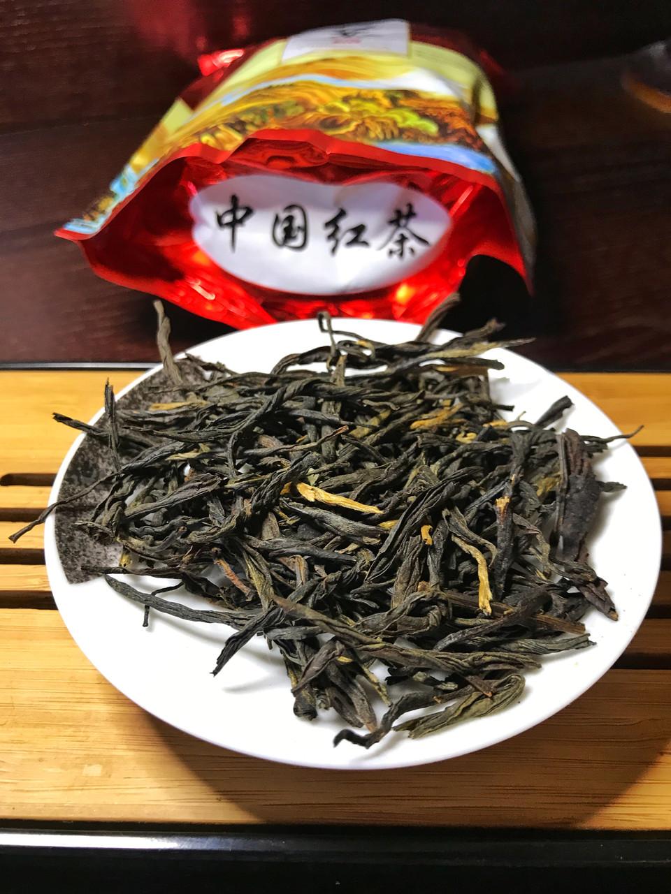 Красный чай Дянь Хун 100 г