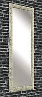 Зеркало настенное в раме Factura Steel beehive 60х174 см стальное, фото 1