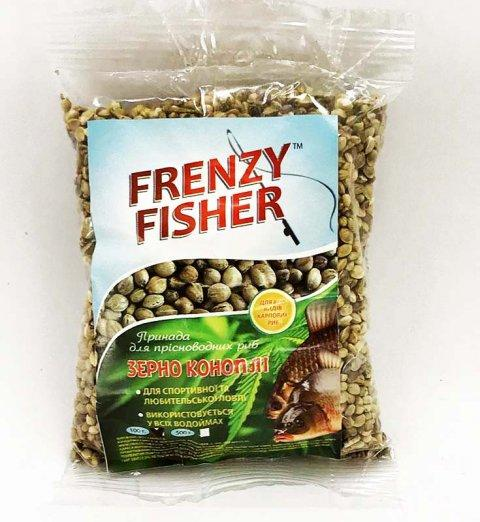 Зерна конопли Frenzy Fisher 500гр цельные
