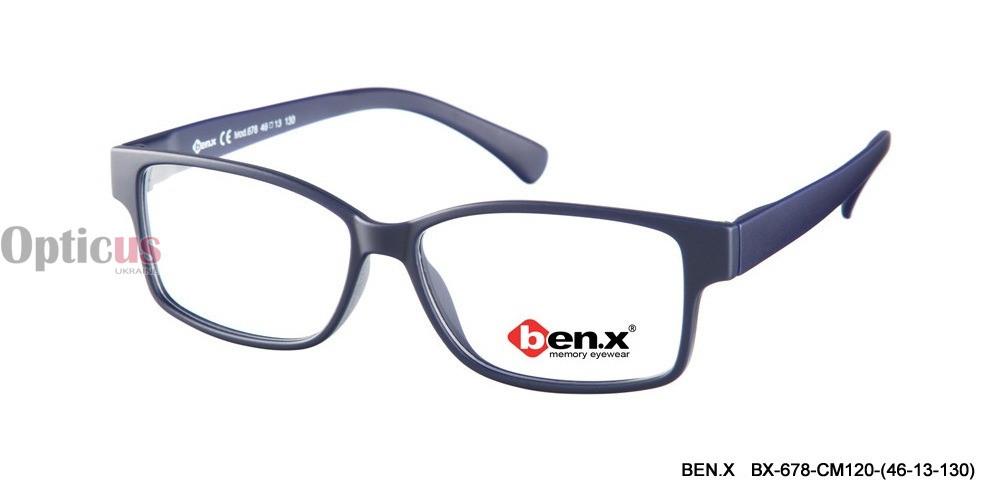 Оправа BEN.X678 CM120