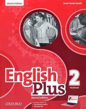 English Plus 2 Workbook for Ukraine. 2nd Edition