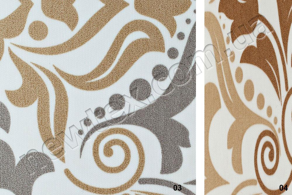 Ролеты тканевые закрытого типа Barocco (2 цвета)