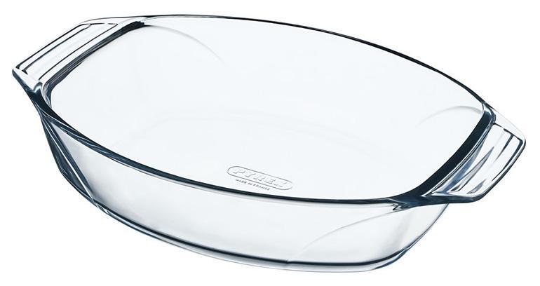 Форма для выпечки Pyrex Irresistible 35х24х6см овальная, жаропрочное стекло