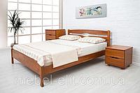 Кровать Ликерия - Люкс 120 х 200 см (орех светлый)